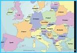 Where is Austria?   Austria Map   Map of Austria ...