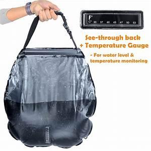 Sportneer Solar Camping Shower Bag  5 Gallon