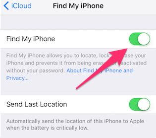 turn find my iphone how to downgrade from ios 10 3 2 or 10 2 1 to previous ios