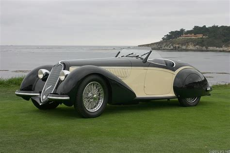 1937 Alfa Romeo 8c 2900b Corto Spyder Gallery Gallery