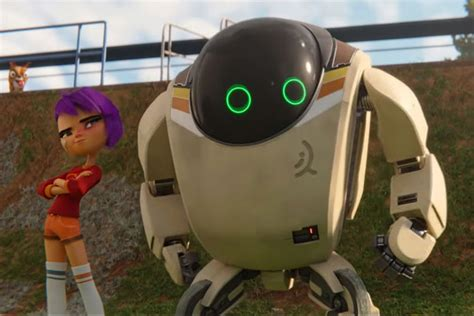 Killer Robots Threaten Human Kind In Trailer For Animation