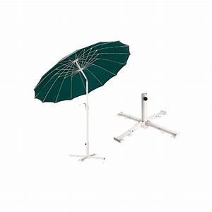 Pied De Parasol Gifi : pied de parasol en m tal pliant et r glable jusqu 39 50 ~ Dailycaller-alerts.com Idées de Décoration