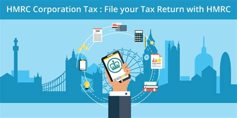report a company to hmrc hmrc corporation tax file your tax return with hmrc