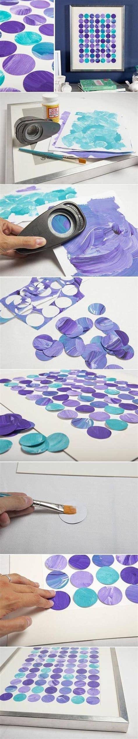 Wanddeko Selber Machen Papier by Die Besten 25 Wanddeko Selber Machen Ideen Auf