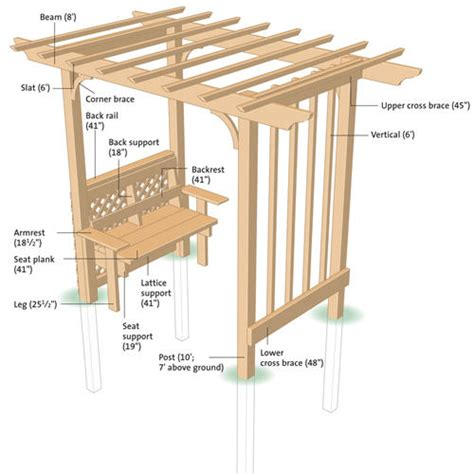 build  arbor step  step sunset magazine