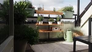 Balkon Bank Klein : balkon inspiratie 25x inspiratie klein balkon inrichten stijlvol styling lifestyle ~ Frokenaadalensverden.com Haus und Dekorationen