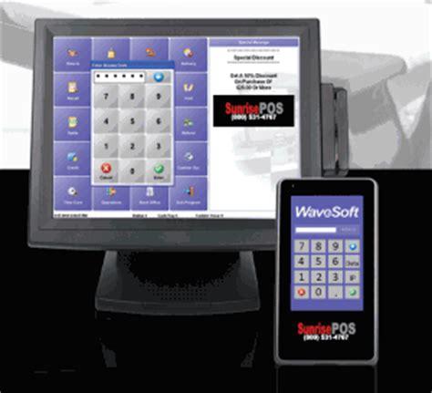 sunrisepos    mobile restaurant pos systems
