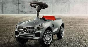 Bobby Car Tuning : mercedes amg gt shrinks down to kid size as new bobby car ~ Kayakingforconservation.com Haus und Dekorationen