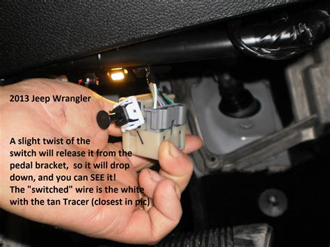 jeep wrangler truck brake controller installation
