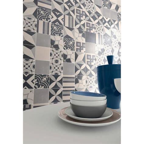 peinture carrelage cuisine castorama 5 m de carrelage imitation ciment gris 20x20 achat