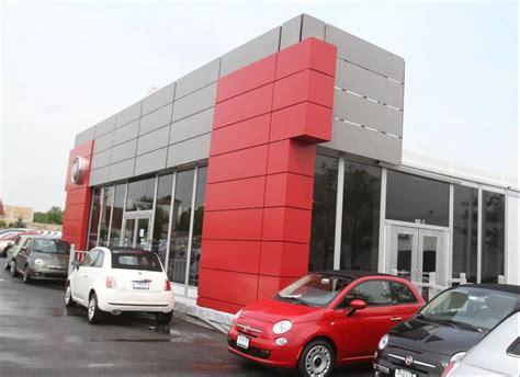 Zeigler Fiat by Fiat Opens Showroom In Schaumburg In U S Sales Push