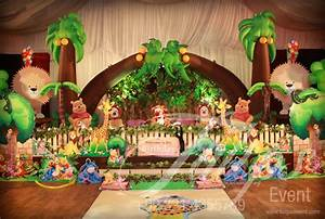 Tulips Event - Best jungle safari Birthday Party Theme