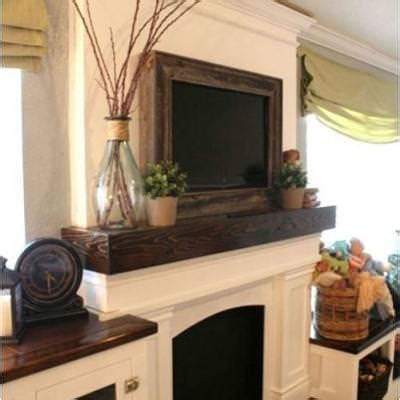 framing   wall mount television home decor diy tip
