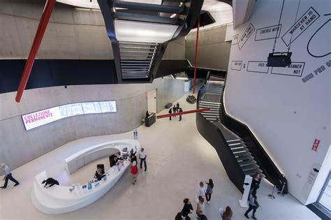 different floor plans zaha hadid the maxxi museum rome part 2