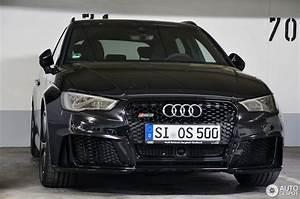 Audi Rs3 Sportback 2017 : audi rs3 sportback 8v 7 march 2017 autogespot ~ Medecine-chirurgie-esthetiques.com Avis de Voitures
