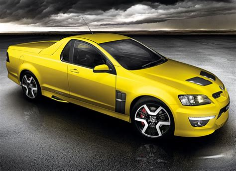 holden maloo hsv maloo r8 20th anniversary photo 1 9320
