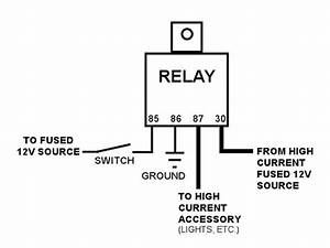 wiring diagram 86 87 85 30 relay get free image about With throw relay wiring diagram on testing a 87a relay wiring diagram