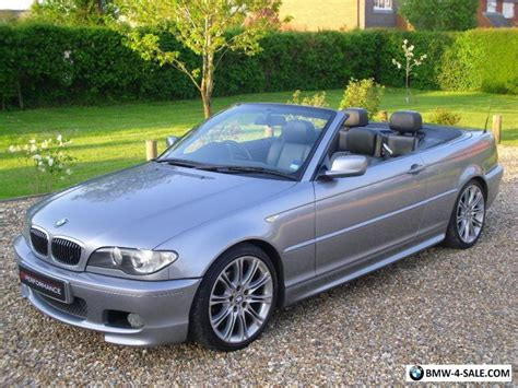 2004 Bmw Convertible by 2004 Sports Convertible 325 For Sale In United Kingdom