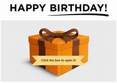 Box Birthday Gift Emails Animated Practices Tips