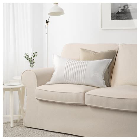 canape ektorp 3 places ikea ektorp three seat sofa lofallet beige ikea