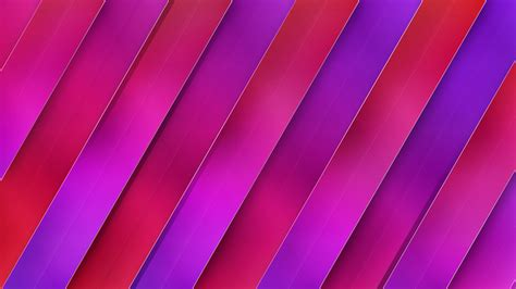 Wallpaper Stripes Lines Pink HD 5K Abstract #10455