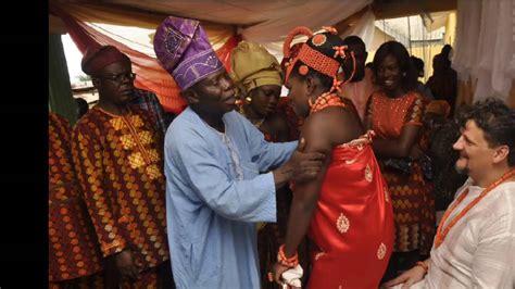 Edo Bini Traditional Marriage