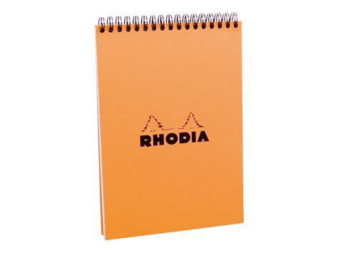 rhodia small office bloc notes a5 80 pages