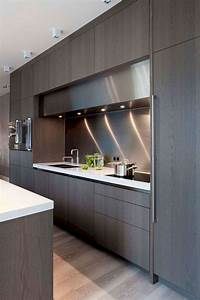 32, Stunning, Modern, Minimalist, Kitchen, Remodel, Ideas