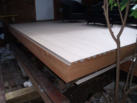 Lockdry Watertight Aluminum Decking by April 2014 Working By