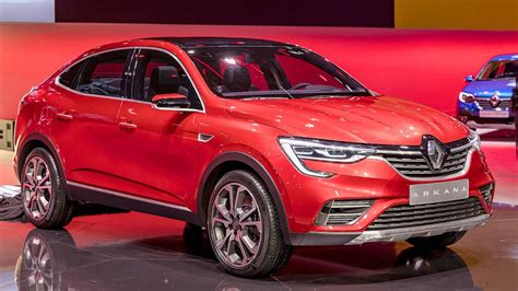 Renault Captur Coupe 2020 Motor Ausstattung by 2019 Renault Arkana Unveiled As Coupe Suv For The Masses