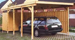 Welches Holz Für Carport : carport baus tze carport einfahrt ~ A.2002-acura-tl-radio.info Haus und Dekorationen
