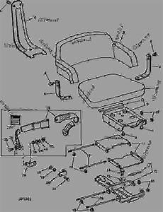 Regular Seat Assembly  03i04