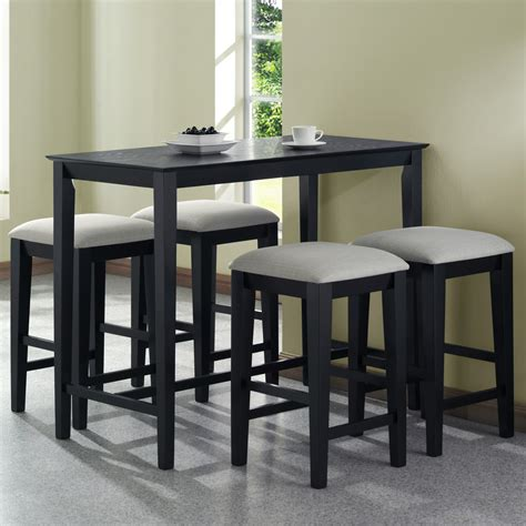 monarch specialties  counter height kitchen table