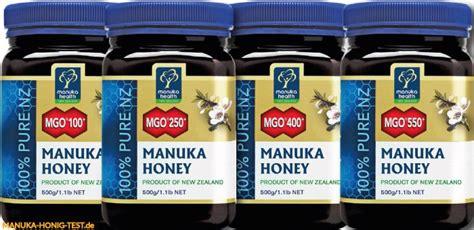 welcher honig ist der beste manuka honig aus neuseeland test ratgeber