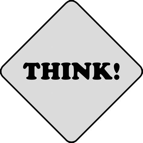 Think Educationsignsthinkpnghtml