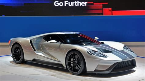 2017 Ford Gt Engine, Review And Price