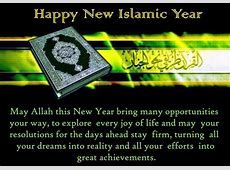 HIJRI NEW YEAR MESSAGES Beautiful Messages