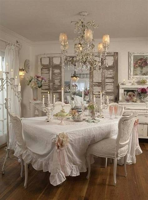 shabby chic dining room wallpaper petticoat tablecloth sweet kindred cottage life pinterest tablecloths chic and shabby chic