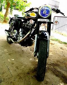 The gallery for --> Modified Bullet 350 Standard