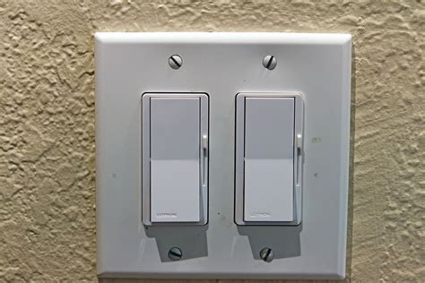 square white dimmer switch for led recessed lights