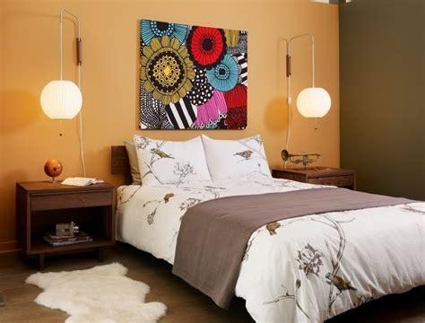 Brown Cylinder Hanging Lamp For Bedroom Hanging Light