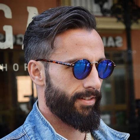 top  layered haircuts  men  guide