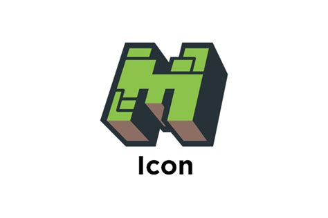 minecraft logo icon   png  vector