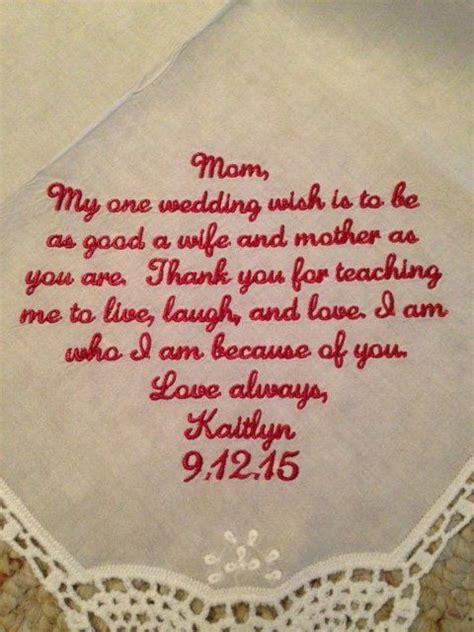 wedding handkerchief ideas  pinterest