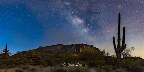 Arizona Spring Photo Workshop Landscapes Night Sky