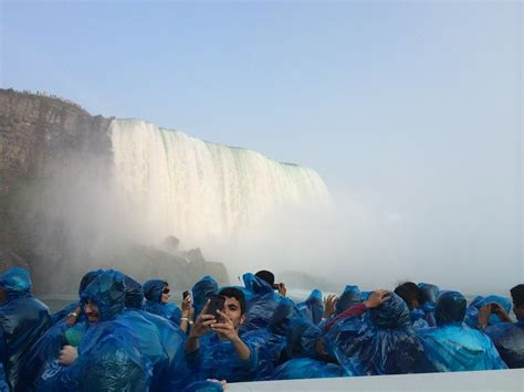 Niagara Falls Boat Tours Usa by Of The Mist Boat Tour From Niagara Falls New York