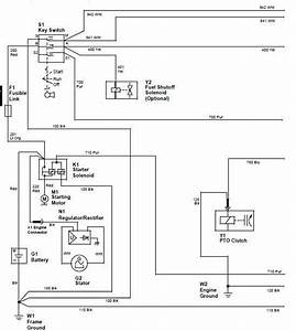 Wiring Diagram For Lx255 John Deere Igintion