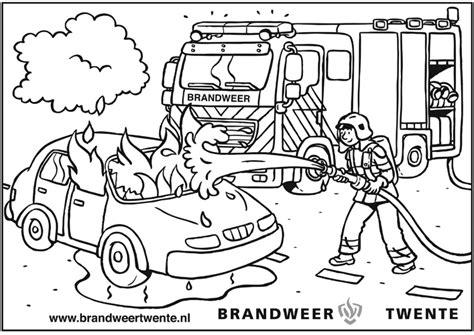 Kleurplaat Crossfit by Pin By Losser On Brandweer