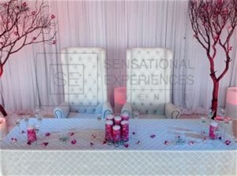 luciteacrylic wedding chuppahcanopy rentals by arc de