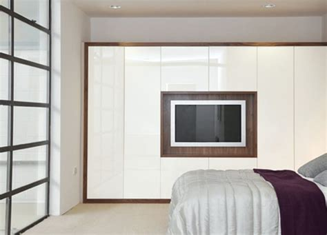 Wardrobe Wall Unit Furniture by 30 Ideas Of Built In Wardrobes With Tv Space